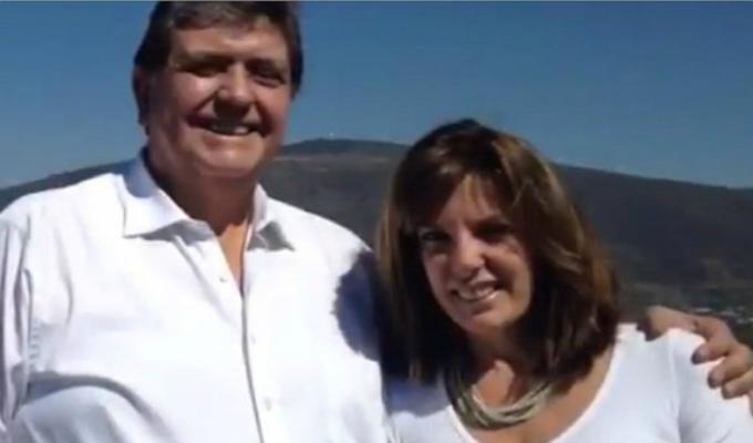 """Roxanne Cheesman a tres meses de la muerte de Alan: """"Ya nadie puede hacerte daño"""""""