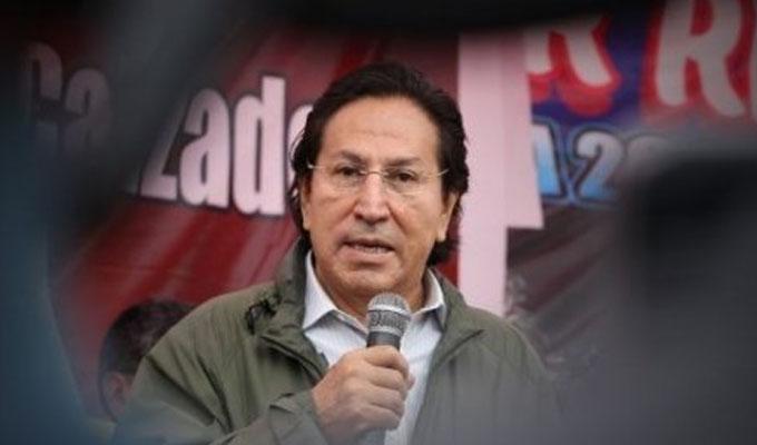 Fiscalía revisará equipos de Alejandro Toledo tras dos años de espera