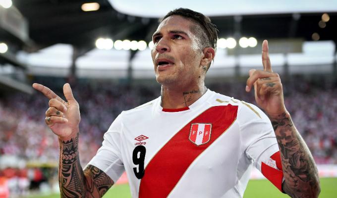 Paolo Guerrero confesó que le gustaría jugar en Boca Juniors