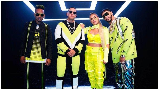 'China': así suena la esperada canción de Anuel AA, Karol G, Daddy Yankee, J Balvin y Ozuna