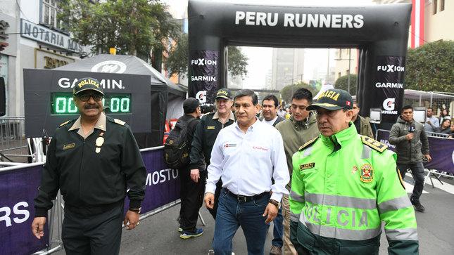 Panamericanos: más de 23,000 policías garantizarán seguridad del evento
