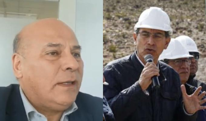 César Campos: espero que Vizcarra encuentre un diálogo abierto sobre viabilidad de Tía María
