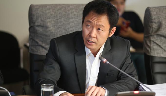 Kenji Fujimori se pronuncia sobre pedido de su reincorporación al Congreso