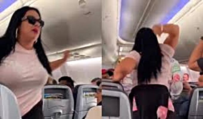 Hombre es golpeado por su novia por mirar a otras mujeres