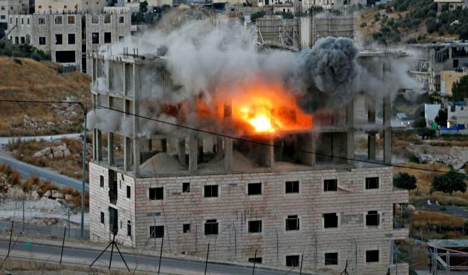 Israel inicia la demolición de viviendas palestinas en Jerusalén