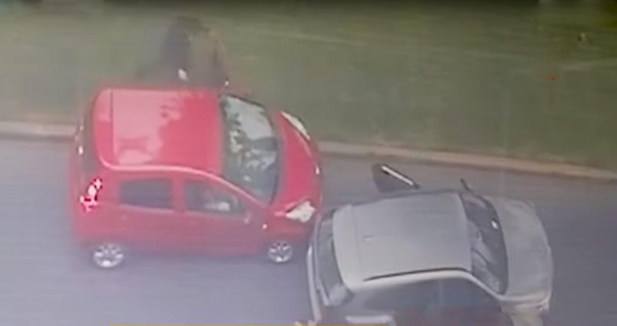 Miraflores: marcas asaltan a conductor de auto y se llevan 15 mil soles