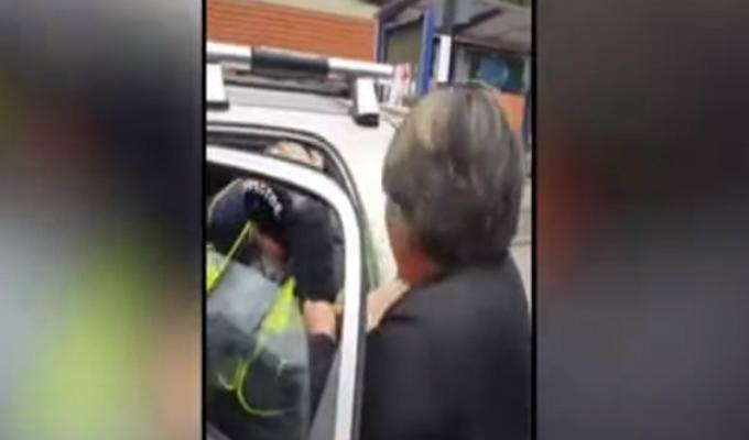 Trujillo: mujer que atacó a inspectores de tránsito sigue inubicable