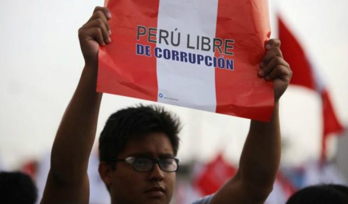 La corrupción: un mal con casi 200 años en el Perú