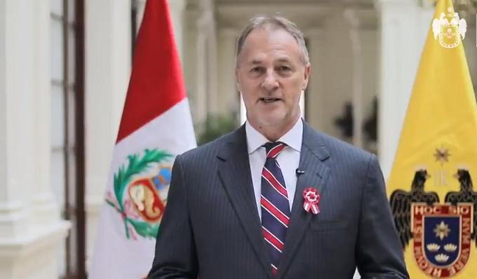Alcalde Muñoz reitera compromiso con la ciudadanía en mensaje de Fiestas Patrias