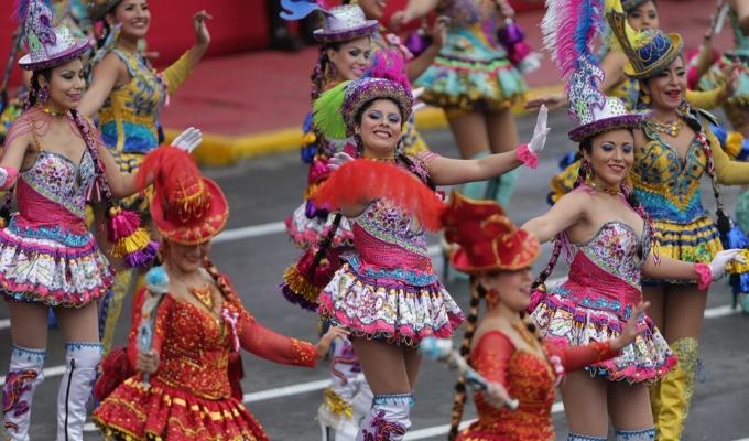 Gran Parada Militar: más de 700 danzantes y músicos abrirán desfile