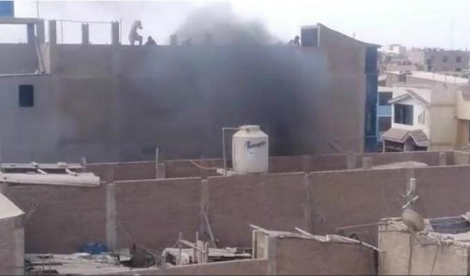 Lambayeque: incendio deja cuantiosas pérdidas en plena Fiestas Patrias