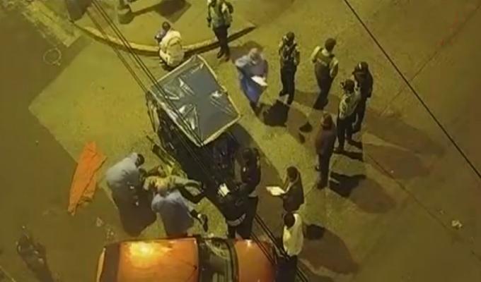 El Agustino: un muerto y dos detenidos tras persecución policial