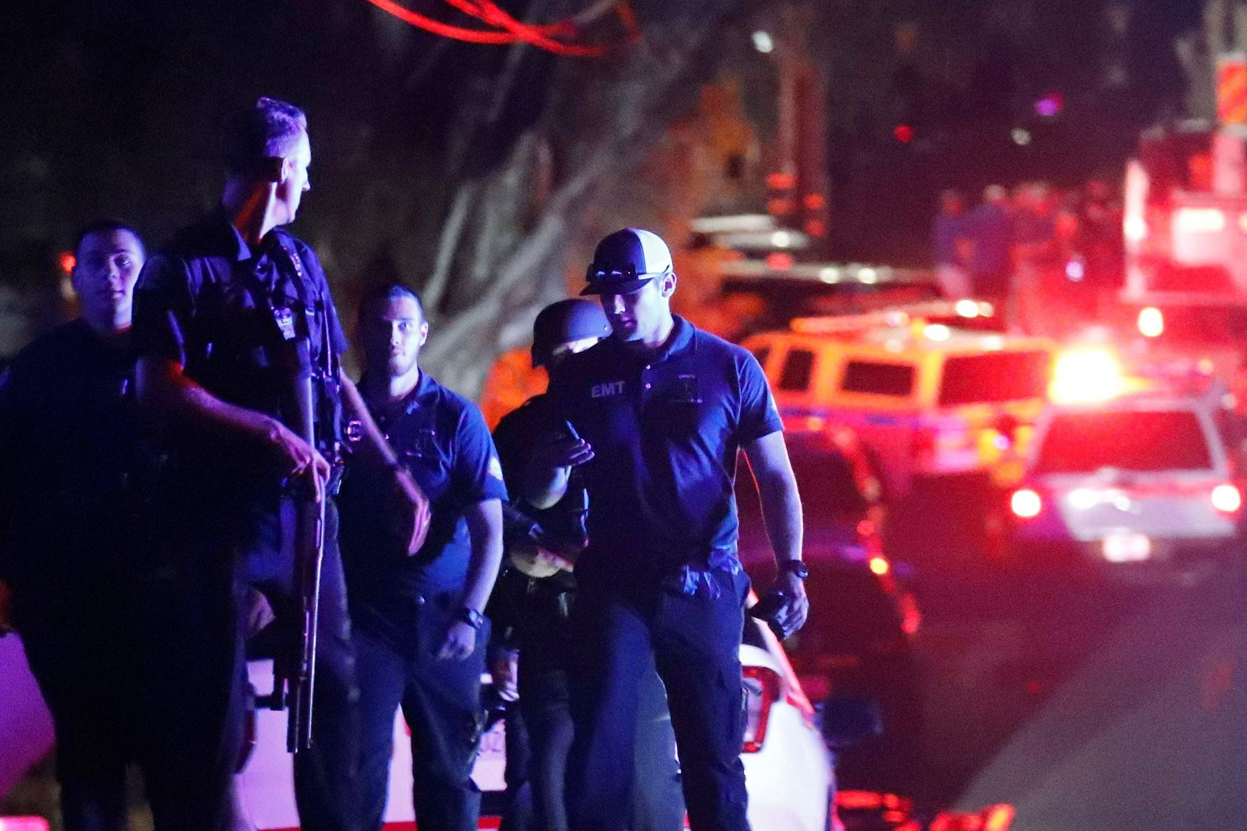 EEUU: tres muertos y 15 heridos deja tiroteo en feria gastronómica