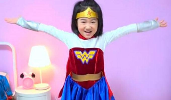 Corea del Sur: youtuber de 6 años se compró un edificio de casi 8 millones de dólares