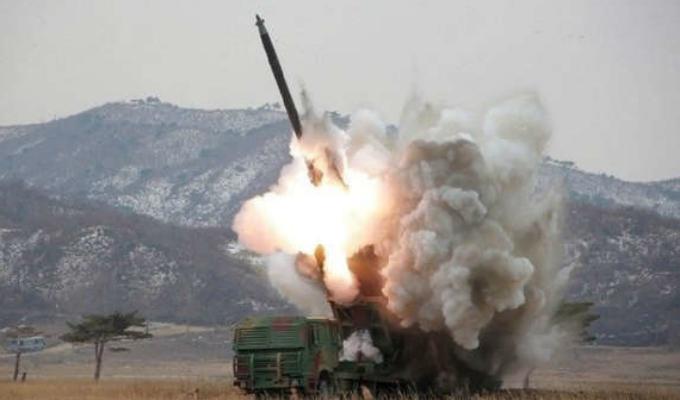 Corea del Norte realizó otro lanzamiento de proyectiles, según agencia surcoreana
