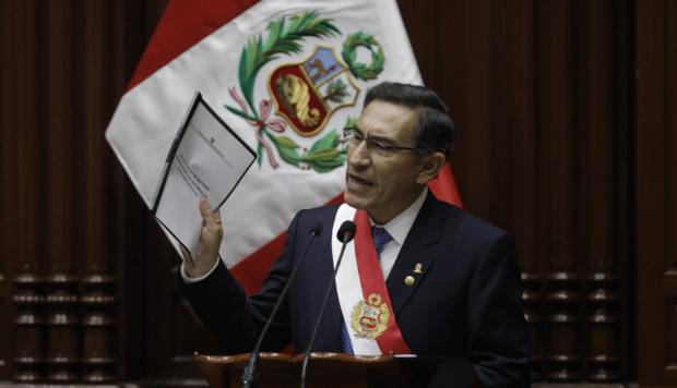 Adelanto de elecciones: Gobierno presenta hoy proyecto de reforma