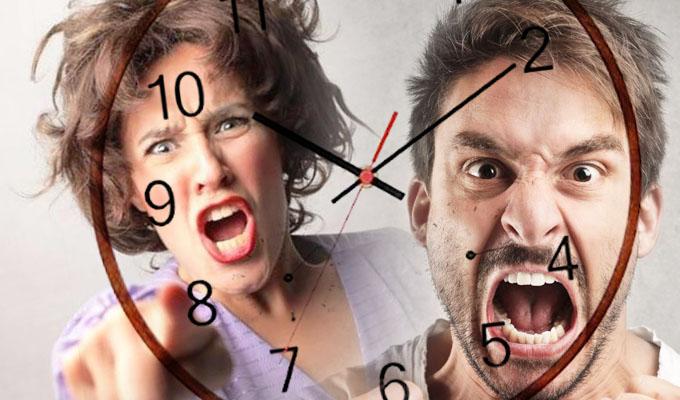 Estudio revela que enojarse 30 minutos al día es bueno para la salud