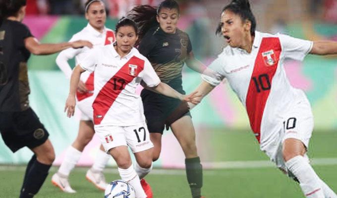 Lima 2019: Perú cayó 3 - 1 con Costa Rica en fútbol femenino