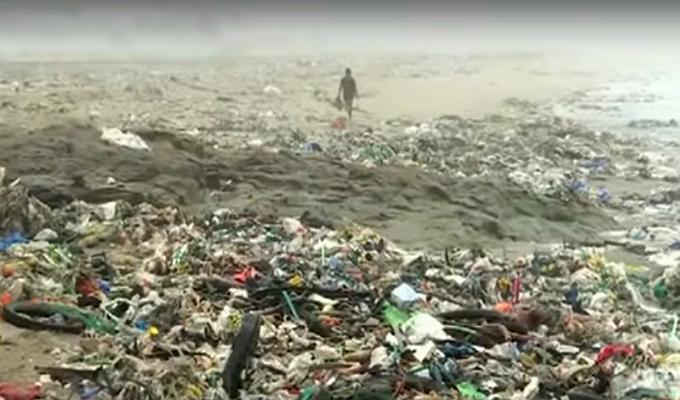 Municipio de Ventanilla respondió por contaminación en la playa Cavero