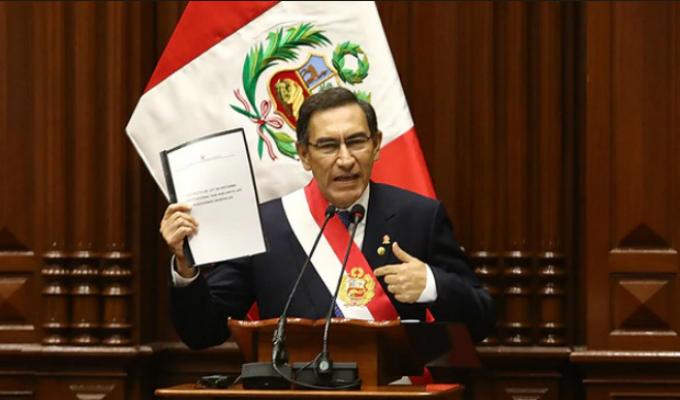 Informe 24: panorama político incierto tras presentación de iniciativa para adelanto electoral