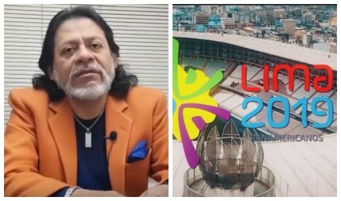 César Gutiérrez: Modelo de construcción de los Panamericanos es un tema aún por evaluar