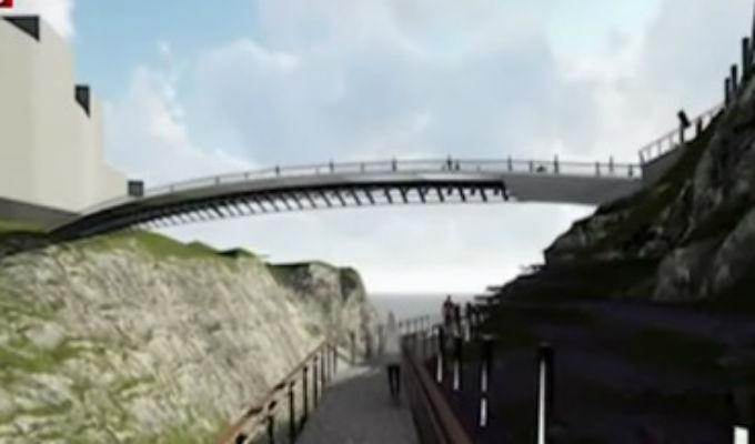 Municipalidad de Miraflores: puente en quebrada de Armendáriz no será para autos