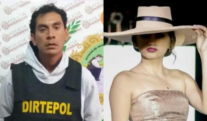 Dictan nueve meses de prisión preventiva para vigilante que asesinó a modelo en Trujillo