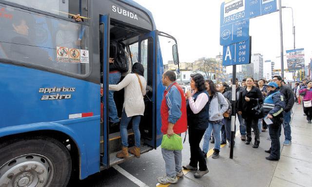 Corredor Azul: modificarán la ruta del servicio 301 por Juegos Panamericanos