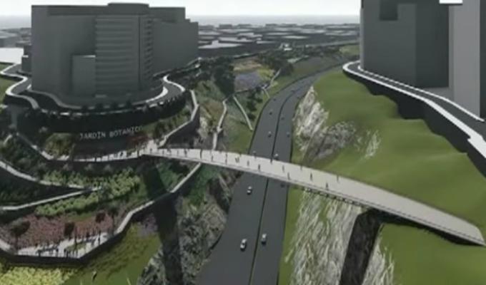 Miraflores: puente Bicentenario estará hecho de materiales ligeros para evitar contaminación visual