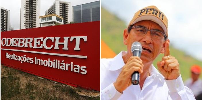 Vizcarra responde a fiscal Vela: respetamos a la Fiscalía