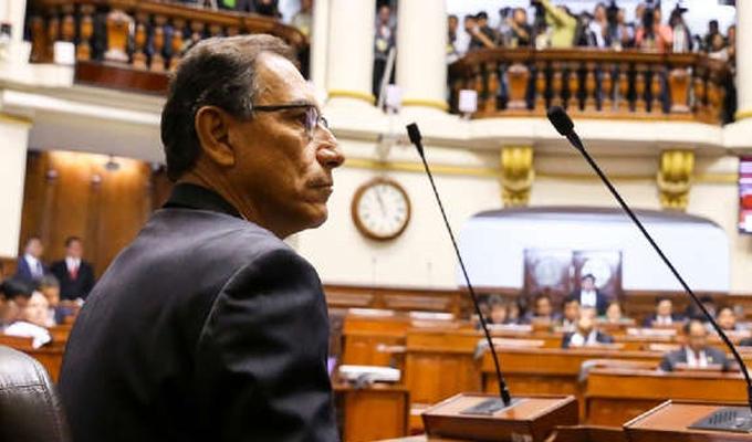 """Martín Vizcarra: """"Ha llegado el momento de decir basta, el pueblo debe elegir"""""""