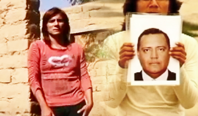 EXCLUSIVO   Fue violado y torturado y ahora debe escapar de la justicia