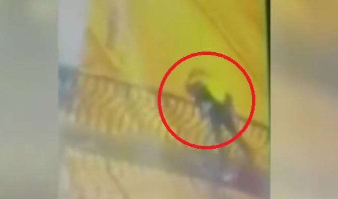 Cusco: pareja de montañistas peruanos mueren al caer de puente