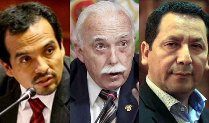 Congresistas opinan: 75% de peruanos aprueba adelanto de elecciones