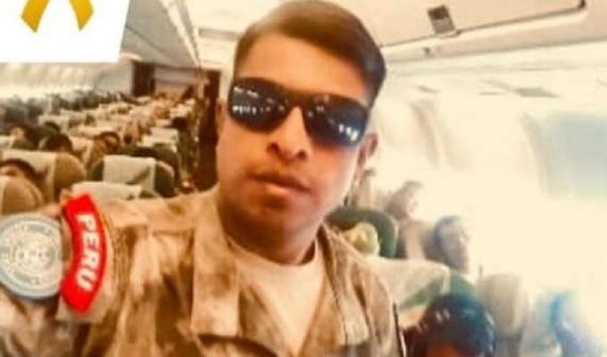 Miembro de la Marina de Guerra del Perú muere durante misión de Naciones Unidas