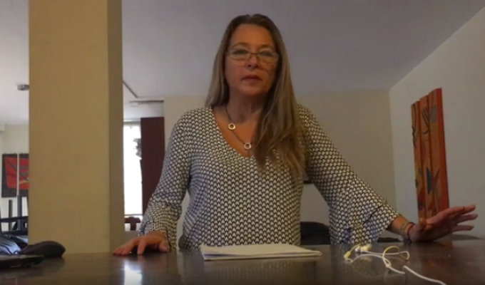 Karen Kraff: Es momento de sacar al país adelante