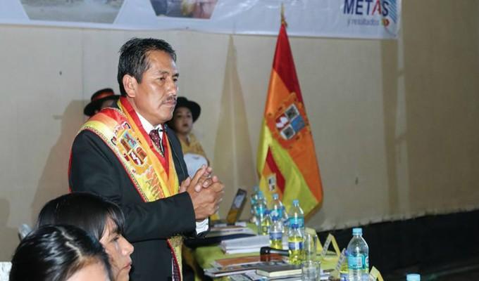 Andahuaylas: alcalde fue condenado a 6 años de prisión efectiva