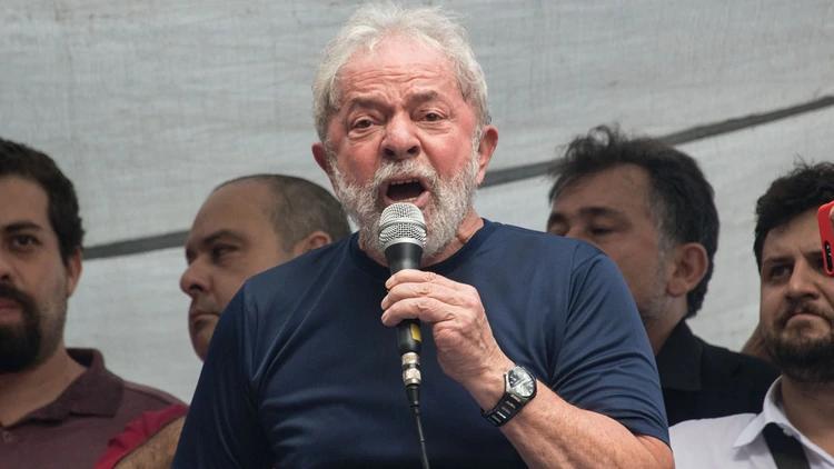 Tribunal brasileño suspende traslado de Lula da Silva a cárcel de Sao Paulo