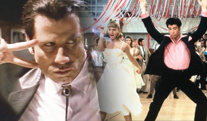 John Travolta y el baile en su carrera cinematográfica