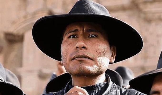'Aymarazo': Dictan seis años de prisión a gobernador Walter Aduviri