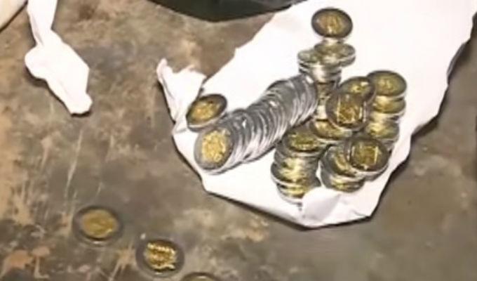 SJL: banda 'Los Gutiérrez' falsificaba hasta mil monedas mensuales