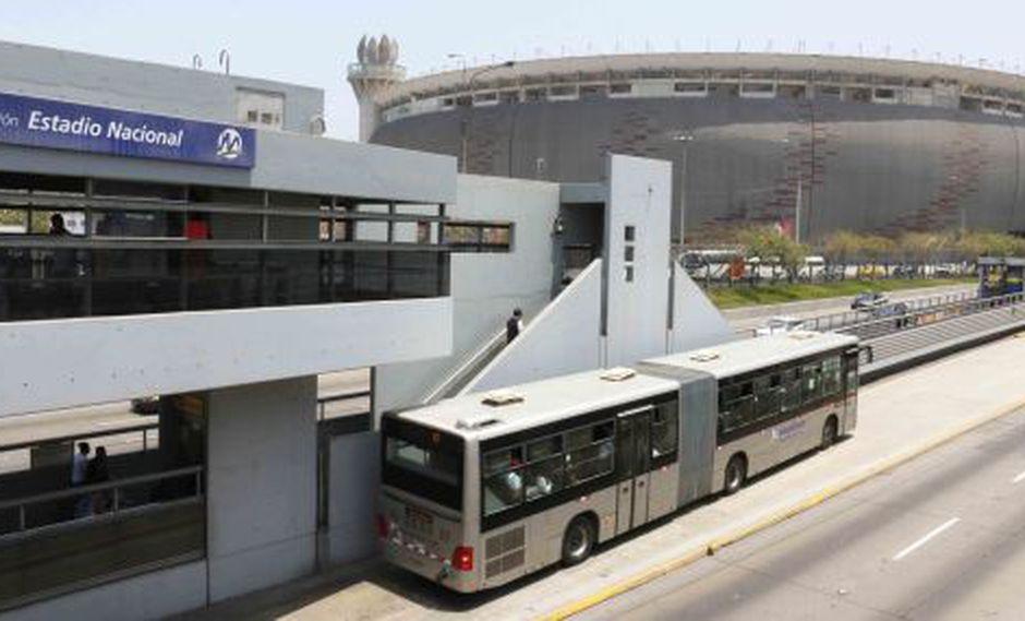Lima 2019: Metropolitano brindará servicio especial por clausura de evento deportivo