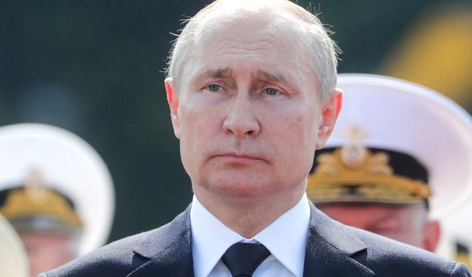 Vladimir Putin y sus 20 años al mando de Rusia