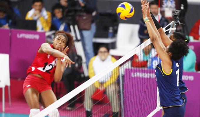 Lima 2019: Perú cae ante República Dominicana en vóley femenino