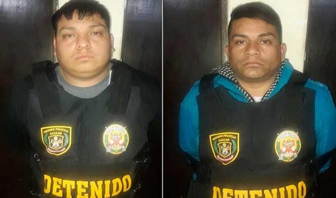 Ventanilla: capturan a sujetos que tenían en su poder un fusil FAL