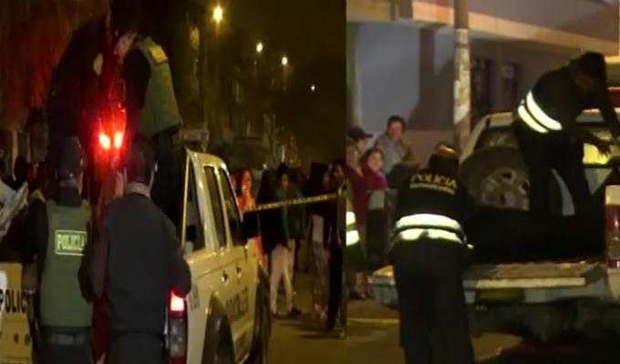 Asesinan a sujetos en presunto ajuste de cuentas en Los Olivos y SJL