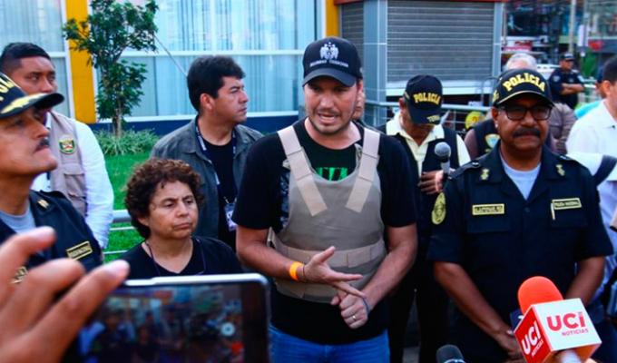 La Victoria: George Forsyth advierte operativo contra mecánicos informales