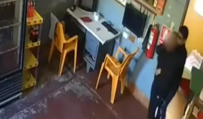 La Libertad: delincuentes asaltan hotel y golpean a trabajadora