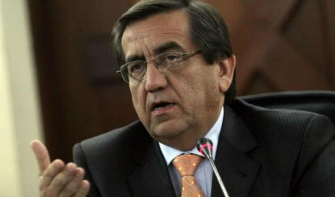 Del Castillo en desacuerdo con moción de vacancia presidencial planteada por Mulder