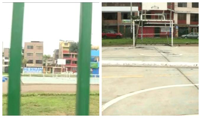 SMP: denuncian cobros indebidos a niños para ingresar a losa deportiva